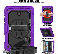 economico -telefono Custodia Per Amazon Integrale Amazon Fire HD 8 Plus (2020) Resistente agli urti Tinta unita Silicone PC