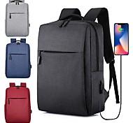 abordables -OCOOL Backpack Ordinateur portable de 15 pouces Sacs à Dos Autre Pour Homme Pour Femme pour le bureau d'affaires Anti-Chocs
