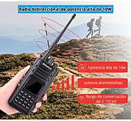 economico -Outlet di fabbrica HD1 DMR Ricetrasmittente Palmare Digitale Ompermeabile GPS VOX Radio bidirezionale 5 Km -10 Km 5 Km -10 Km 3000 3200 mAh 10 W