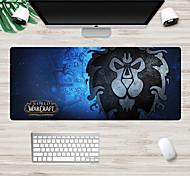 economico -Warcraft tribal alliance mouse pad 700*300 mm pad di gioco / Pad tastiera / Tappetino per scrivania di grandi dimensioni Gomma Dest Mat