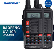 economico -BAOFENG Ricetrasmittente Palmare Doppia banda Radio bidirezionale >10 Km >10 Km 5 W