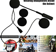 economico -Bluetooth 4.0 Cuffie per casco Bluetooth / Radio FM Motocicletta