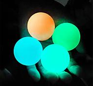 economico -Giocattolo sensoriale agitarsi Sfere appiccicose del soffitto Anti-stress 4 pcs Fosforescente Luminescente Silicone Per Per bambini Per adulto Ragazzi e ragazze
