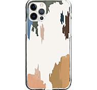 abordables -Imprimés Photos Cas Pour Pomme iPhone 12 iPhone 11 iPhone 12 Pro Max Modèle unique Étui de protection Antichoc Motif Coque TPU