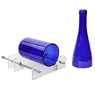 abordables -Outil de coupe professionnel de machine de coupe de bouteilles en verre longues pour la sécurité des bouteilles de vin Outils à main de bricolage faciles à utiliser