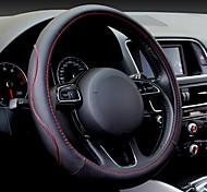 economico -coprivolante universale sportivo sportivo in pelle coprivolante universale 38cm accessori auto