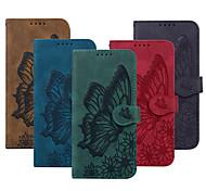 economico -telefono Custodia Per Apple Integrale Custodia in pelle iPhone 12 Pro Max 11 SE 2020 X XR XS Max 8 7 6 Resistente agli urti Decorazioni in rilievo A calamita Animali pelle sintetica TPU