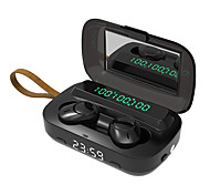 economico -LITBest M13 Auricolari wireless Cuffie TWS Bluetooth5.0 Con la scatola di ricarica sweatproof Display di alimentazione a LED per Apple Samsung Huawei Xiaomi MI Viaggi e intrattenimento