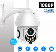 economico -SDETER AB-A48-A-M-S 1 mp Videocamera IP All'aperto Supporto / Android