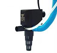 abordables -Aquarium Aquarium Filtre de réservoir de poisson Aspirateur D'air Facile à Installer Plastique Métal 1 pc 220-240 V