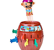 cheap -Funny Lucky Stab Pop Up Toy Gadget Pirate Barrel Game