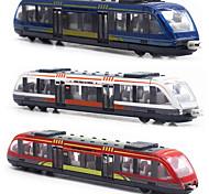 abordables -Trains jouets et ensembles de trains Former Alliage de métal Enfant Adolescent Tous Garçon Fille Jouet Cadeau 3 pcs
