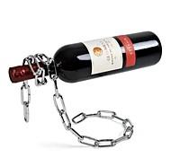 abordables -support de support de bouteille porte-bouteilles magique porte-bouteilles corde à vin