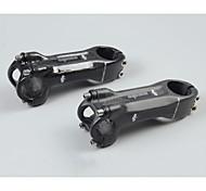 economico -31.8/5.4 mm Gambo manubrio per bici 6 grado 60/70/80/90/100/110/120 mm Fibra di carbonio Regolabile Duraturo per Ciclismo