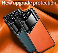 economico -telefono Custodia Per Apple Per retro Custodia in pelle iPhone 12 Pro Max 11 SE 2020 X XR XS Max 8 7 6 Resistente agli urti Tinta unica pelle sintetica TPU