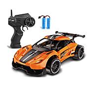 economico -Macchinine giocattolo Auto telecomando Alta velocità Ricaricabile Rotazione a 360° Telecomando Macchina da corsa Drift Car 2.4G Per Per bambini Per adulto Regalo