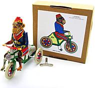 economico -Macchinine giocattolo Giocattoli carica a molla Scimmia Metallico Ferro 1 pcs Per bambini Da ragazzo Da ragazza Giocattoli Regalo