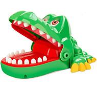 abordables -Jeux de Société Jeux de Farces Dentiste Crocodile Plastique Grande Taille Mordre la main Enfant Adulte Garçon Fille Jouets Cadeaux