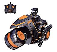economico -Macchinine giocattolo Auto telecomando Alta velocità Ricaricabile Rotazione a 360° Telecomando Doppia setola Moto Macchina da corsa 2.4G Per Per bambini Per adulto Regalo