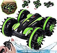 economico -Macchinine giocattolo Auto telecomando Alta velocità Impermeabile Ricaricabile Rotazione a 360° Telecomando Buggy (fuoristrada) Macchina stunt Macchina da corsa 2.4G Per Per bambini Per adulto Regalo