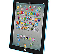 abordables -Learning Tablet Jouet Educatif Jouet iPad imitatif Machine d'apprentissage de l'alphabet Interaction parent-enfant Mini avec Écran Enfant Tous 1 pcs Jouet Cadeau / Jeu de lecture de lettres