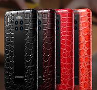 economico -telefono Custodia Per Huawei Per retro Custodia in pelle HUAWEI P40 HUAWEI P40 Pro Mate 40 Mate 40 Pro Compagno 30 Mate 30 Pro Resistente agli urti Tinta unica pelle sintetica