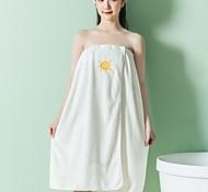 abordables -serviette de bain portable velours corail haut tube épais jupe de bain mignonne