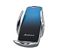 economico -10 W Potenza di uscita Altro Caricatore senza fili Caricabatterie per auto wireless Caricatore senza fili Ricarica veloce Per Cellulari