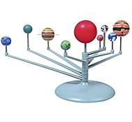 abordables -Jeu Système Solaire Kit de construction de modèles A Faire Soi-Même Neuf planètes Enfant Garçon Fille Jouet Cadeau 1 pcs / 14 ans et +