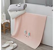 abordables -Qualité supérieure Serviette de bain, Bande dessinée / Mode 100% Molleton Chambre à coucher / Salle de  Bain 1 pcs