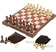 abordables -Jeux d'échec Echecs Jouet Educatif Plastique Enfant Unisexe Jouet Cadeau 1 pcs / 14 ans et +