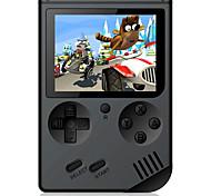 abordables -500 Games in 1 Consoles de Jeu Portative Console de jeu Rechargeable Mini poche portable portable Prise en charge de la sortie TV 2 joueurs Jeux vidéo rétro avec 3 pouce Écran Enfant Adulte Garçon