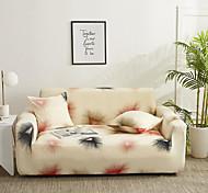 abordables -housses tout-puissantes anti-poussière à imprimé de pierres précieuses housse de canapé extensible housse de canapé en tissu super doux avec une housse de boster gratuite (chaise / causeuse / 3 sièges
