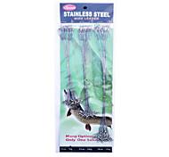 abordables -Chef de fil d'acier Autres Ligne de Pêche Nylon Résistant à l'abrasion