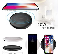 economico -Cwxuan Pad di ricarica wireless Caricatore senza fili Caricatore senza fili Ricarica veloce Qi Per Apple iPhone 12 11 pro SE X XS XR 8 Samsung Glaxy S21 Ultra S20 Plus S10 Note20 10 Airpods 1/2 / Pro