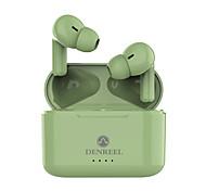 economico -DENREEL DR-12 Auricolari wireless Cuffie TWS Bluetooth 5.1 Stereo Dotato di microfono HIFI per Apple Samsung Huawei Xiaomi MI Cellulare