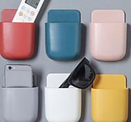 economico -Auto-adesivo / Contenitore Strumenti Materiale misto Semplici 3 pezzi - Accessori per la toilette Strumenti e attrezzi
