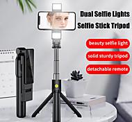 abordables -k12 bluetooth selfie stick extensible tik tok selfie bâton longueur maximale à 74cm contrôle sans fil youtube selfie stick pour iphone 12 11 xs xr samsung xiaomi huawei smartphones smartphones