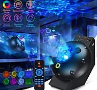 abordables -Lampe Projecteur Etoile Galaxie SC522-01 Télécommande avec haut-parleur de musique Bluetooth Projecteur de ciel étoilé Soirée Cadeau Intérieur