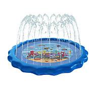 """economico -irrigatore splash pad per bambini& bambini piccoli - piscina per bambini gonfiabile all'aperto 68"""" - tappetino da gioco per bambini - giochi d'acqua per bambini in piscina per bambini"""