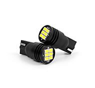 abordables -Automatique LED Lampe de Travail H4 / H11 / 9005 Ampoules électriques 210 lm 2 W Pour Universel Toutes les Années 2 pièces