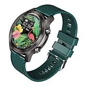 abordables -696 A10 Unisexe Bracelets Intelligents Bluetooth Moniteur de Fréquence Cardiaque Mesure de la pression sanguine Mode Mains-Libres Santé Informations Chronomètre Podomètre Rappel d'Appel Moniteur de