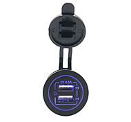 economico -Multiuscita / Porta USB / Multi-porte USB 2 porte USB Solo caricabatterie 5 V / 4.8 A