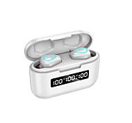 abordables -Sortie d'usine G40 Écouteurs sans fil TWS Casques oreillette bluetooth Bluetooth5.0 Contrôle tactile intelligent pour Téléphone portable