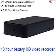 abordables -zetta z15 mini caméra hd portable longue durée de veille avec batterie de 10 heures pour la sécurité à domicile avec détection de mouvement