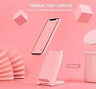 economico -Nillkin 10 W Potenza di uscita Caricatore senza fili Portatile Qi CE Per Apple iPhone 12 11 pro SE X XS XR 8 Samsung Glaxy S21 Ultra S20 Plus S10 Note20 10 Airpods 1/2 / Pro Per cellulare