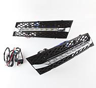 abordables -otolampara 1 paire de feux de jour à LED drl pour bmw série 5 f10 f18 2010-2013 année couleur blanche légèreté