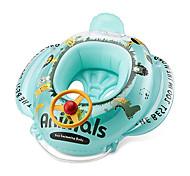 economico -Piscine galleggianti gonfiabili Baby nuoto galleggiante con sedile di sicurezza PVC / Vinile Auto Divertimento in acqua Summer Beach Swimming 1 pcs Ragazzi e ragazze Per bambini Bambini