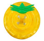 abordables -Jouets Gonflables de Piscine Flotteur de natation pour bébé avec siège de sécurité PVC / vinyle Ananas Avocat Plaisir de l'eau Baignade à la plage d'été 1 pcs Garçons et filles Enfant Bébé