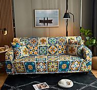 abordables -housse de canapé extensible housse de canapé en tissu super doux avec une taie d'oreiller gratuite